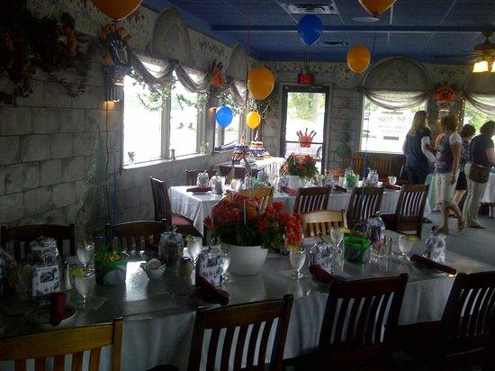 Algonac, MI: Dinning Room