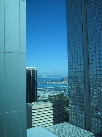 JW Marriott Miami : vissta da cidade pelo outro lado do Marriott