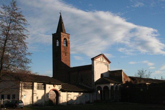 Mortara, Italie: esterno
