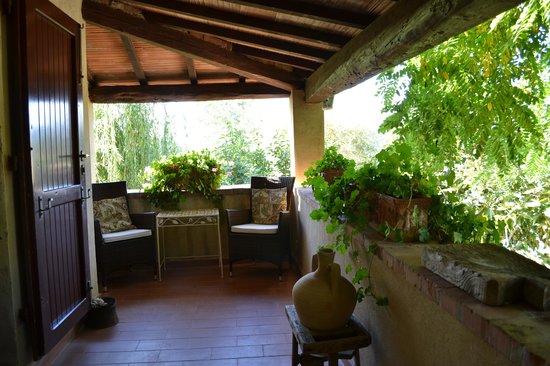 Casolare di Libbiano: retreat