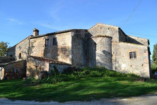 Casolare di Libbiano: another retreat