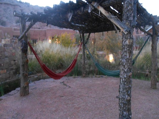Ojo Caliente Mineral Springs Resort and Spa : nap time