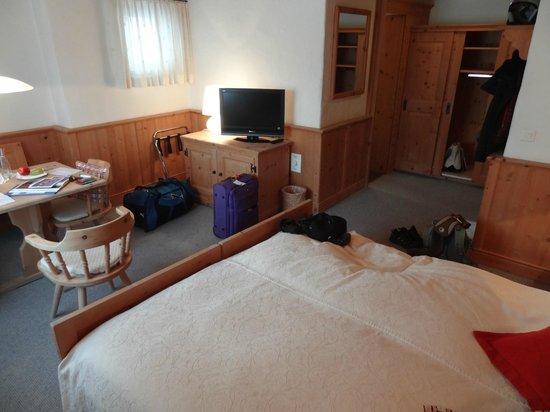 Hotel ENGIADINA: Stanza 6 - Comfort
