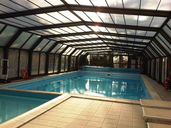 Hotel San Giuseppe: La fantastica doppia piscina riscaldata e coperta