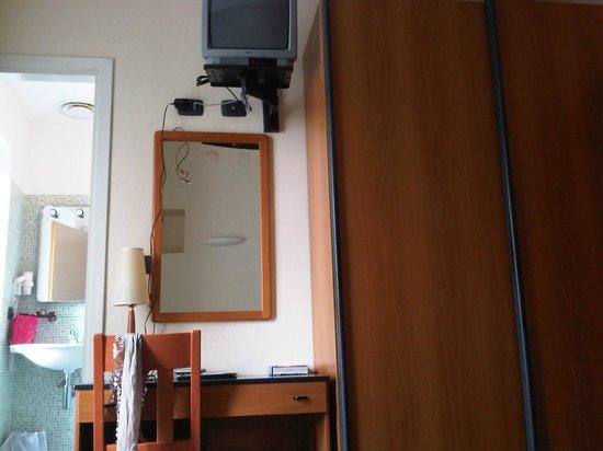 Hotel San Giuseppe: Camera base