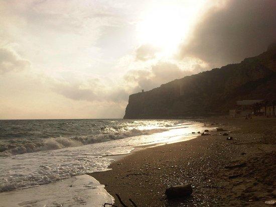 Hotel San Giuseppe: Il mare d'autunno