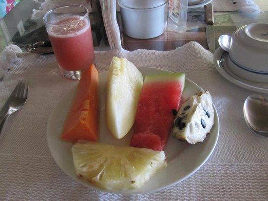 Pousada Tropicana: Café da manhã