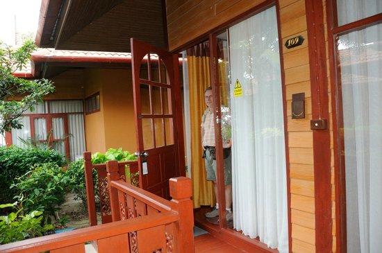 P.P. Erawan Palms Resort: bungalow