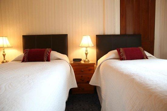 Ecosse International Guesthouse Edinburgh: Twin bedroom