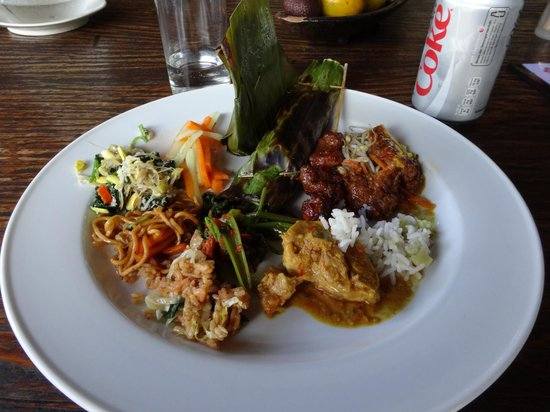 Anika Balinese Cooking Class : Delicious Lunch