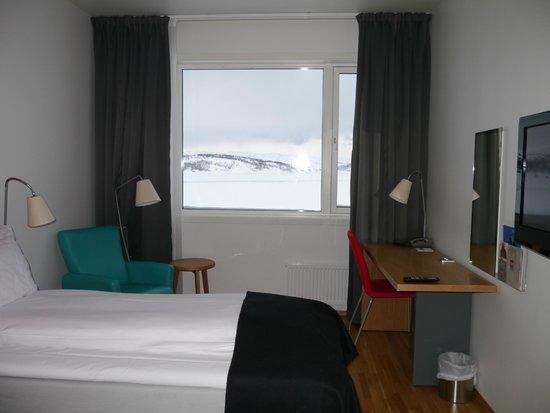 Thon Hotel Kirkenes: Standard Room