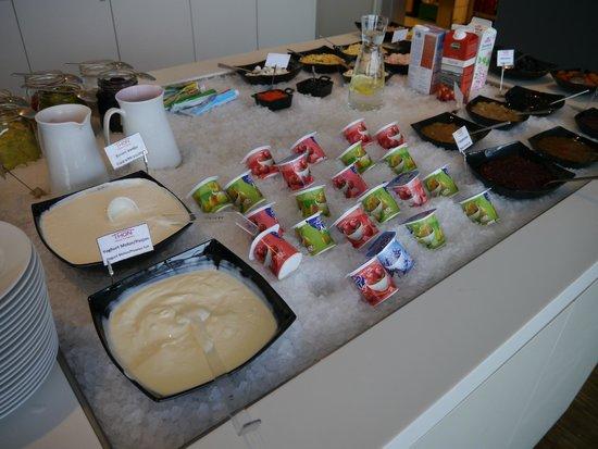 Thon Hotel Kirkenes: Breakfast Buffet