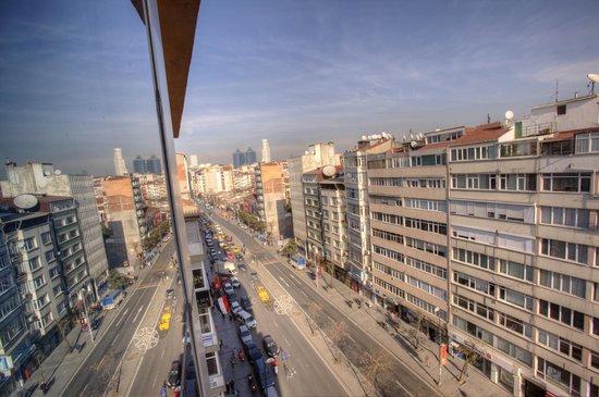 Istanbul box hotel stanbul t rkiye otel yorumlar ve for Blueway hotel historical