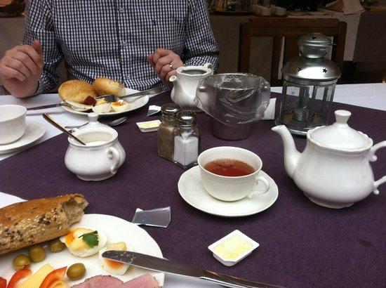 Hotel Stare Miasto: Amazing breakfast