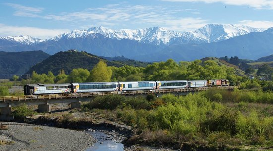 The Great Journeys of New Zealand (formerly KiwiRail Scenic Journeys)