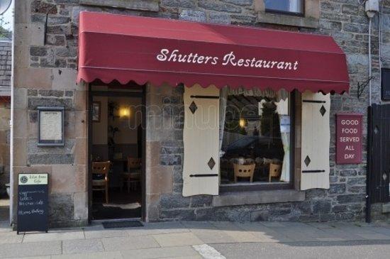 Shutters Licensed Restaurant: Shutters