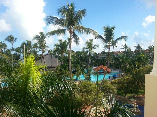 Occidental Caribe: una hermosa vista desde el 3 piso.