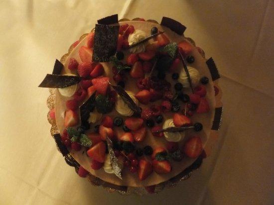 Loro & Co: torta battesimo 2013