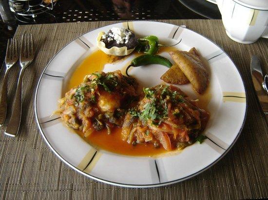 Presidente Inter-Continental Cozumel Resort & Spa: Mexican Breakfast