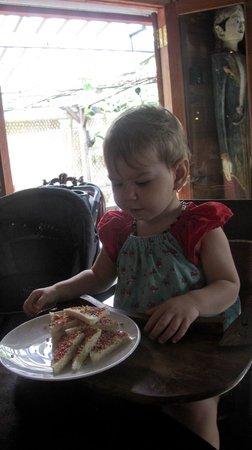 Biku : Fairy Bread