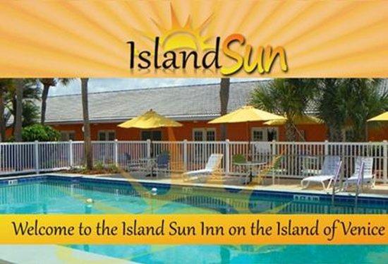 Island Sun Inn: French doors overlooking Private courtyard