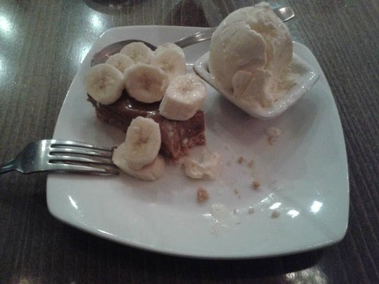 The Arte Cafe Banoffee Pie