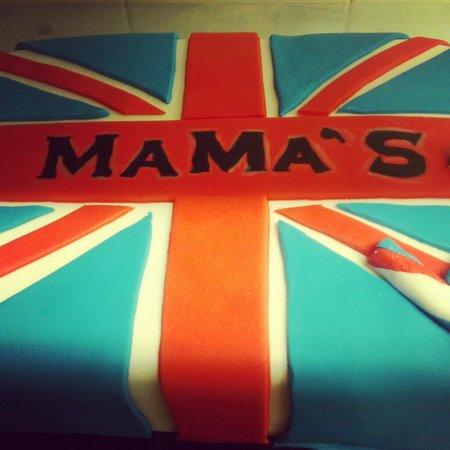 MaMa's London Street: B-day MaMa's London Street