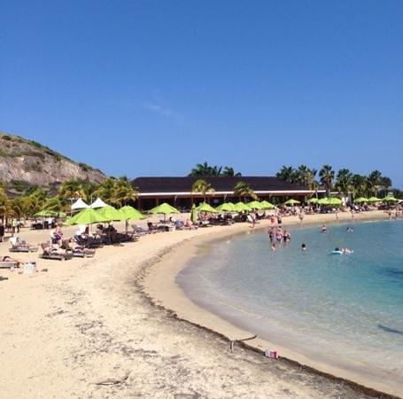 Carambola Beach Club: carambola