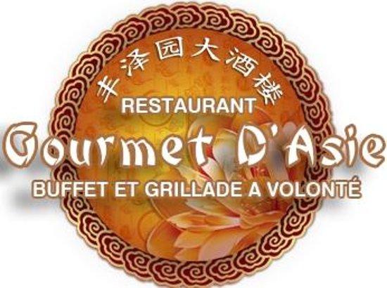 Gourmet d'Asie : Logo