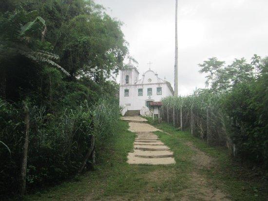 Parish of Santana Beach: Igreja em Freguesia de Santana