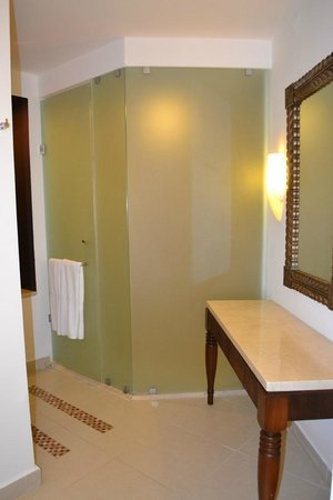 Hard Rock Hotel & Casino Punta Cana: Bathroom area