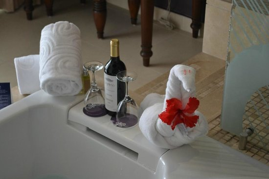 Hard Rock Hotel & Casino Punta Cana: It's the little things!