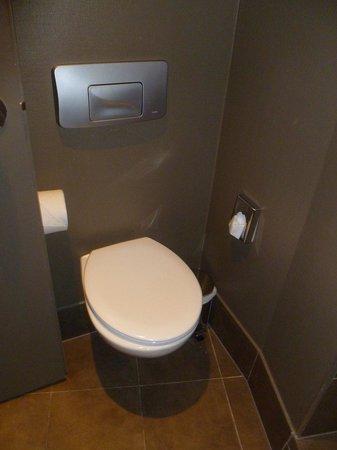 Novotel Brussels Centre: Toilettes