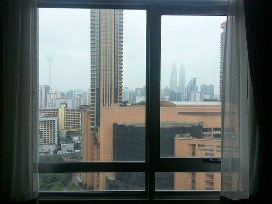 Furama Bukit Bintang: Window View
