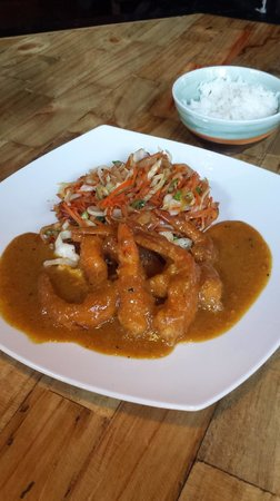 Kotaro: Shrimp Curry