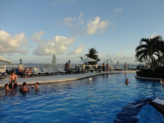 Grand Bahia Principe Cayacoa: Main Pool