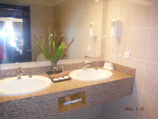 Hotel Riu Guanacaste : bathroom