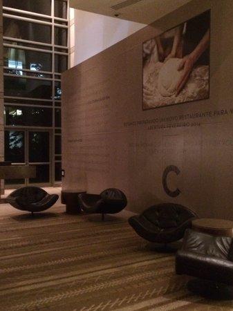 Grand Hyatt Sao Paulo: Lobby