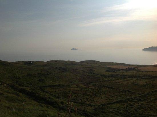 Valentia Heritage Centre: View to sea