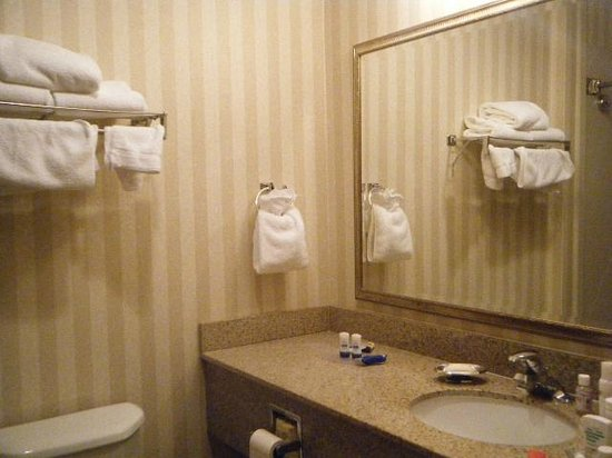 Best Western Plus Miami-Doral/Dolphin Mall: bathroom