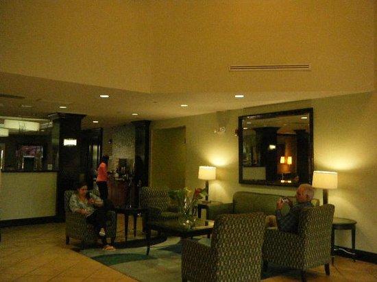 Best Western Plus Miami-Doral/Dolphin Mall : lobby