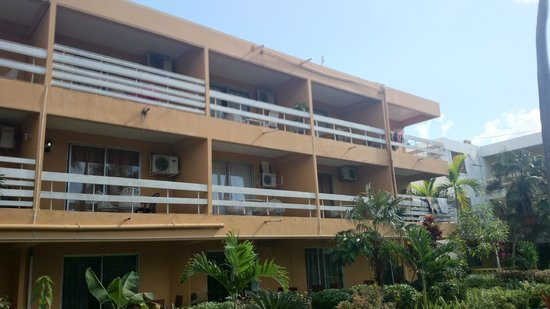 Negril Beach Club: Our condo, top floor