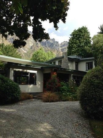 Remarkables Mountain Lodge : Remarkables Lodge