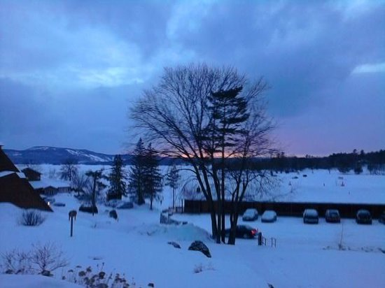 Calabogie Lodge Resort : Saturday Sunset