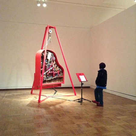 Portland Art Museum: Recent NW artist award winner on display