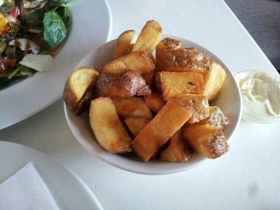 Bar Langendijk: The *AMAZING* Fries!!
