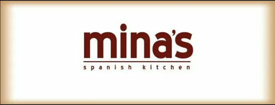 Mina's Spanish Kitchen: logo