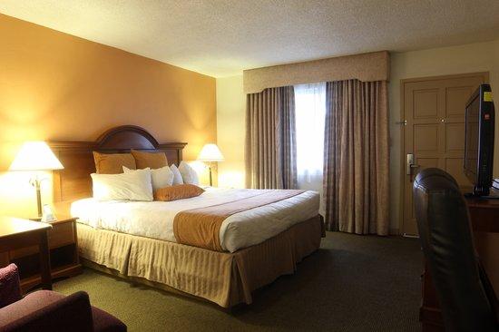BEST WESTERN Inn - Merced: Queen Guest Room