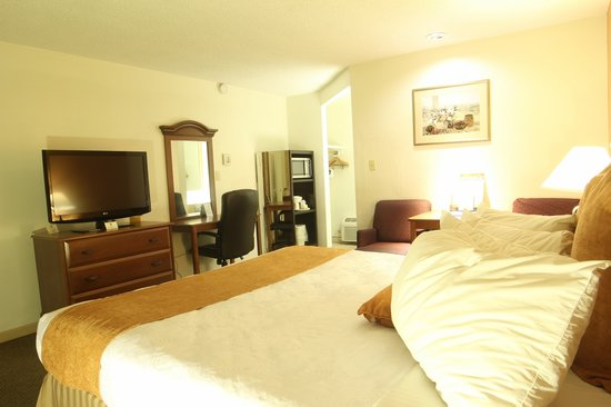 BEST WESTERN PLUS Inn : Queen Guest Room