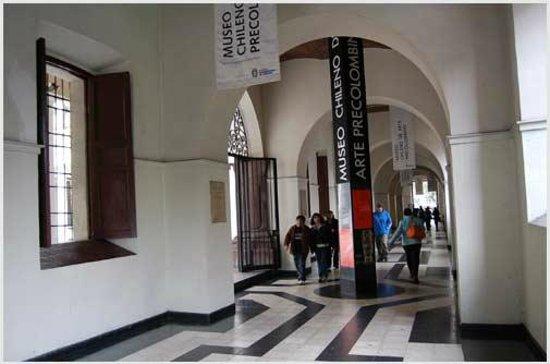 Chilenisches Museum für präkolumbische Kunst: MUSEO DE ARTE PRECOLOMBINO